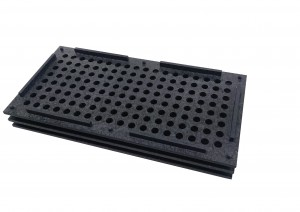 Carbon Carbon Tray